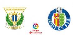 CD Leganés - Getafe CF (Liga Santander)