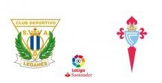 CD Leganés - RC Celta de Vigo (Liga Santander)
