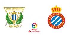 CD Leganés - RCD Espanyol (Liga Santander)