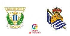 CD Leganés - Real Sociedad (Liga Santander)