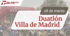Duatlon Villa de Madrid