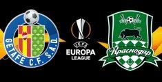 Getafe CF - FC Krasnodar (UEFA Europa League. Fase de grupos. Jornada 6)