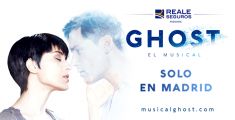 Ghost El Musical, más allá del amor