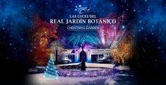 Las Luces del Real Jardín Botánico - Christmas Garden Madrid