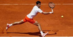 Novak Djokovic. © Mutua Madrid Open 2019