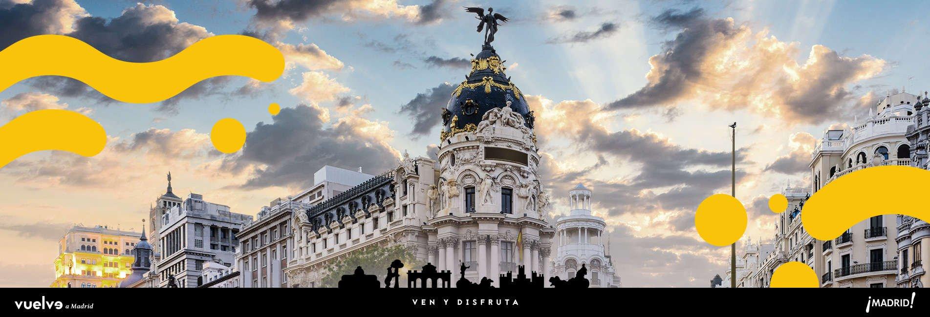 Vuelve a Madrid. Edificio Metrópoli