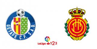 Getafe CF – RCD Mallorca (Liga 1, 2, 3)