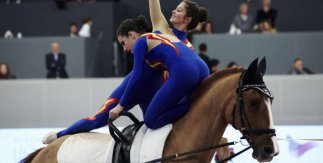Madrid Horse Week Volteo