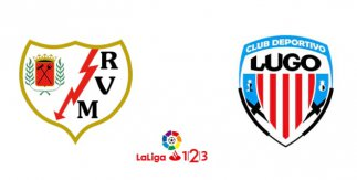 Rayo Vallecano - CD Lugo (Liga 1, 2, 3)
