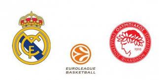 Real Madrid – Olympiacos Piraeus (Euroliga. Jornada 22)