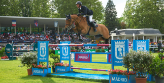 Concurso de Saltos Internacional de Madrid 2016