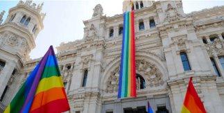 Bandera Orgullo Gay CentroCentro