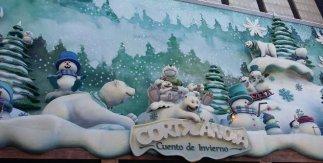 Cortylandia 2017-2018: Cuento de invierno