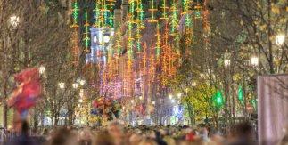 Luces de Navidad 2016 / Calle Arenal