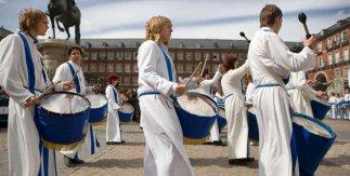 Semana Santa. Saetas Flamencas: Tres generaciones / Cuarto centenario Plaza Mayor