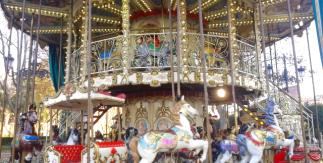 Carrusel Navideño de Plaza de Oriente