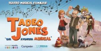 Tadeo Jones, una aventura musical