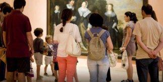 Museo Nacional Thyssen-Bornemisza. Visitas taller para familias