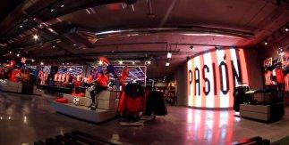 Atlético de Madrid Store (Wanda Metropolitano). Tiendas de equipos de fútbol de Madrid