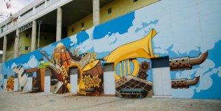 Compartiendo muros - Moratalaz