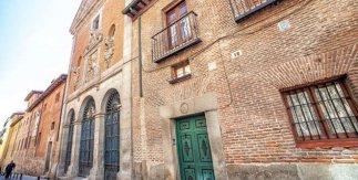 Convento de las Trinitarias. Foto de Álvaro López del Cerro.