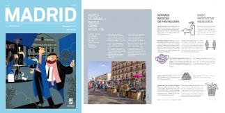 Revista esMADRIDmagazine enero 2021