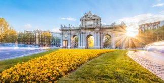 Madrid en todas las estaciones del año