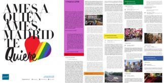 Folleto Madrid LGTBI 2019