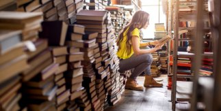 Librerías originales: mucho más que libros