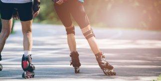 Madrid en patines