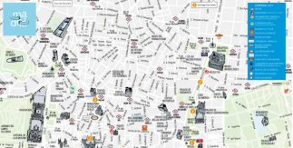 madrid mapa Maps and Essential Guides of Madrid