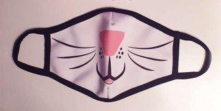 Mascarillas de diseño. Lady Cacahuete. Corredera Baja de San Pablo, 26 Metro: TRIBUNAL