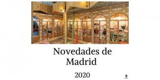 Catálogo de Novedades de Madrid 2020