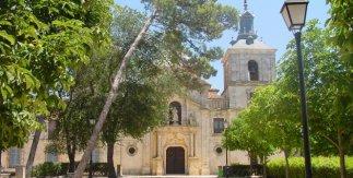 Nuevo Baztán - Palacio-Iglesia de Goyeneche © Comunidad de Madrid