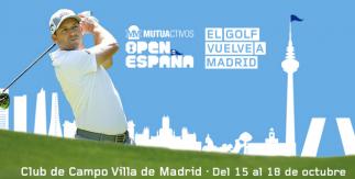 Mutuactivos Open de España de golf