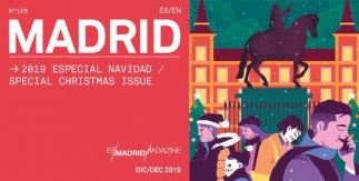 Revista esMADRIDmagazine diciembre 2019