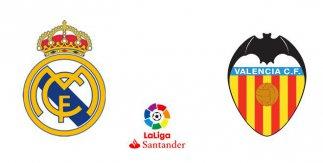 Real Madrid - Valencia CF (Liga Santander)