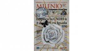 100 artistas, 100 portadas de Milenio Diario