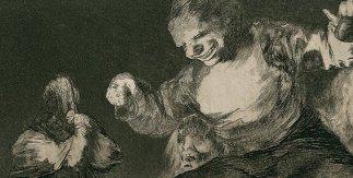 Goya, tres lecturas: la mujer, la guerra y el rostro