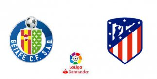 Getafe CF - Atlético de Madrid (Liga Santander)