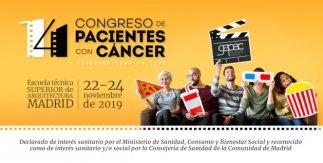 14º Congreso Nacional de Pacientes con Cáncer