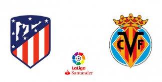 Atlético de Madrid - Villarreal CF (Liga Santander)