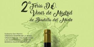 2º Feria D.O. Vinos de Madrid de Boadilla del Monte