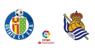 Getafe CF - Real Sociedad (Liga Santander)