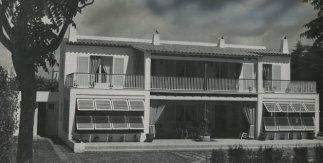 Maison Garriga Nogués, à Sitges / Manuel Valls Vergés and José Antonio Coderch (arch.) 1946