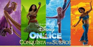 "Disney on Ice ""Conquista tus Sueños"""