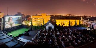 Cine y conciertos en la Terraza Magnética