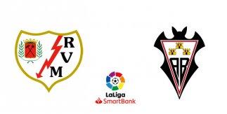 Rayo Vallecano - Albacete BP (LaLiga SmartBank)