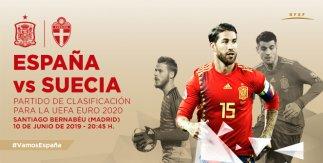 España - Suecia (Eurocopa 2020)