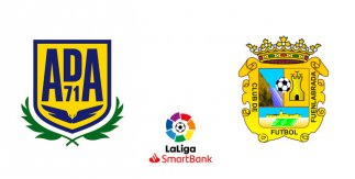 AD Alcorcón - CF Fuenlabrada (LaLiga SmartBank)